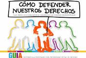 """Guía """"Cómo defender nuestros derechos"""""""