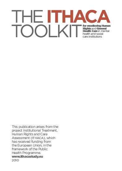ithaca toolkit portada